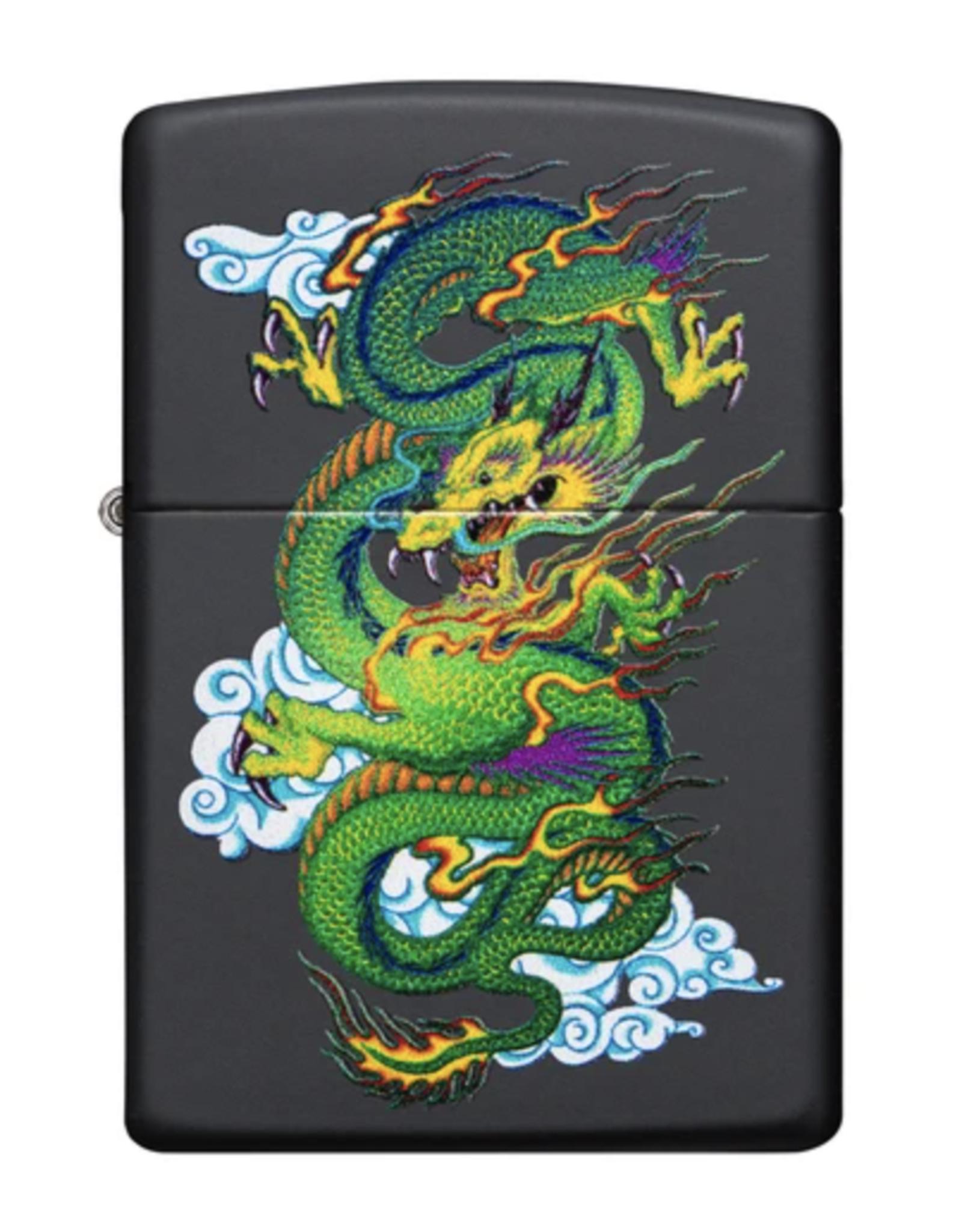 Dragon Zippo