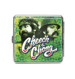 Cheech & Chong Leather Cigarette Case 85mm