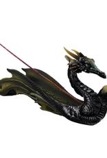 """12"""" Dragon Incense Burner"""