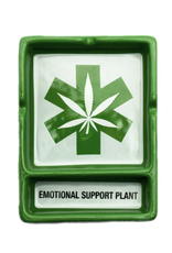 Emotional Support Plant Ashtray