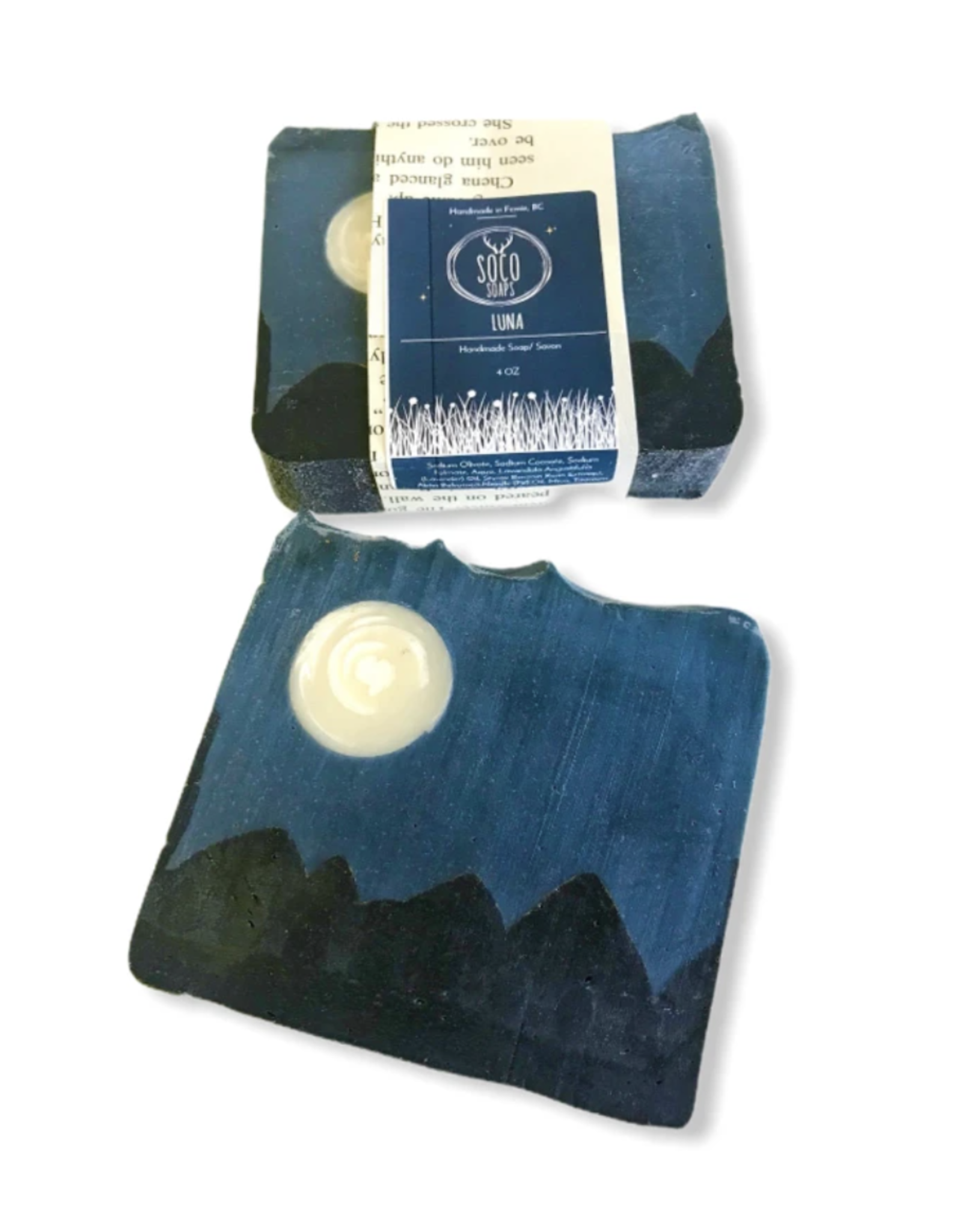 Luna Soap by Soco Soaps