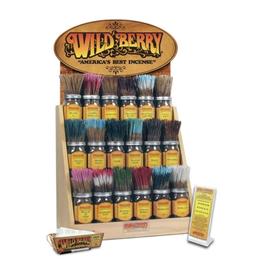 Wild Berry Regular Incense - Assorted Pack