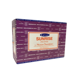 Satya Sunrise Incense - 15g