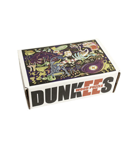 Three Days Dunkees Wooden Puzzle - 275 Piece