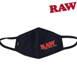 RAW RAW Soft Triple Layer Mask - Black