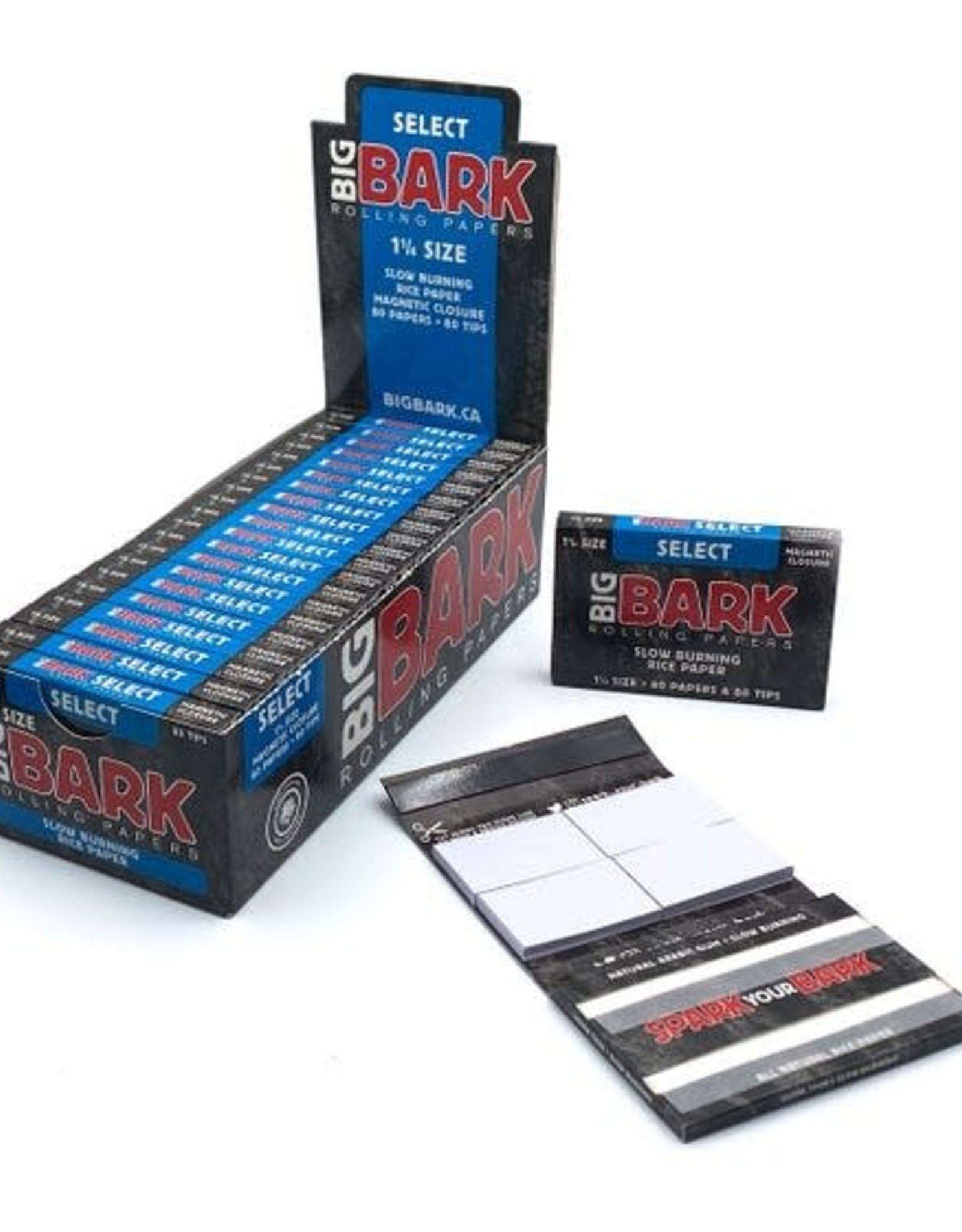 Big Bark Rolling Papers