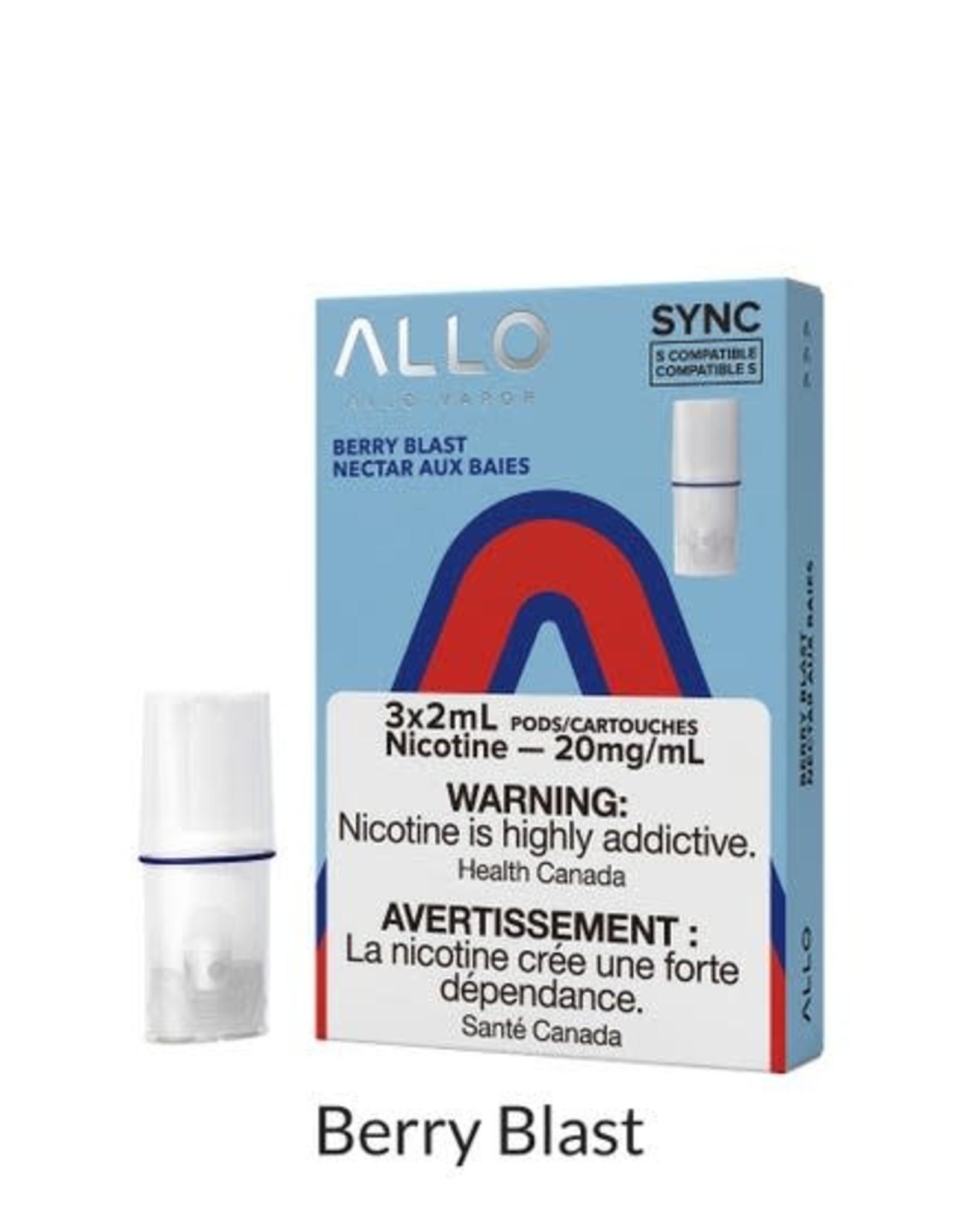 Allo Allo Sync Pod Pack (3 Pack)