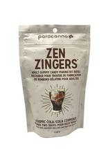 Zen Zingers Cannabis Gummy Candy Making Refill