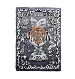 Book of Spells Tarot Stash Box