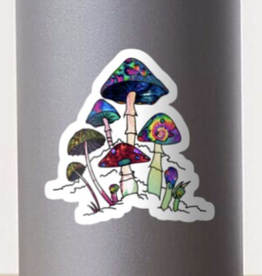 Shroomz Sticker
