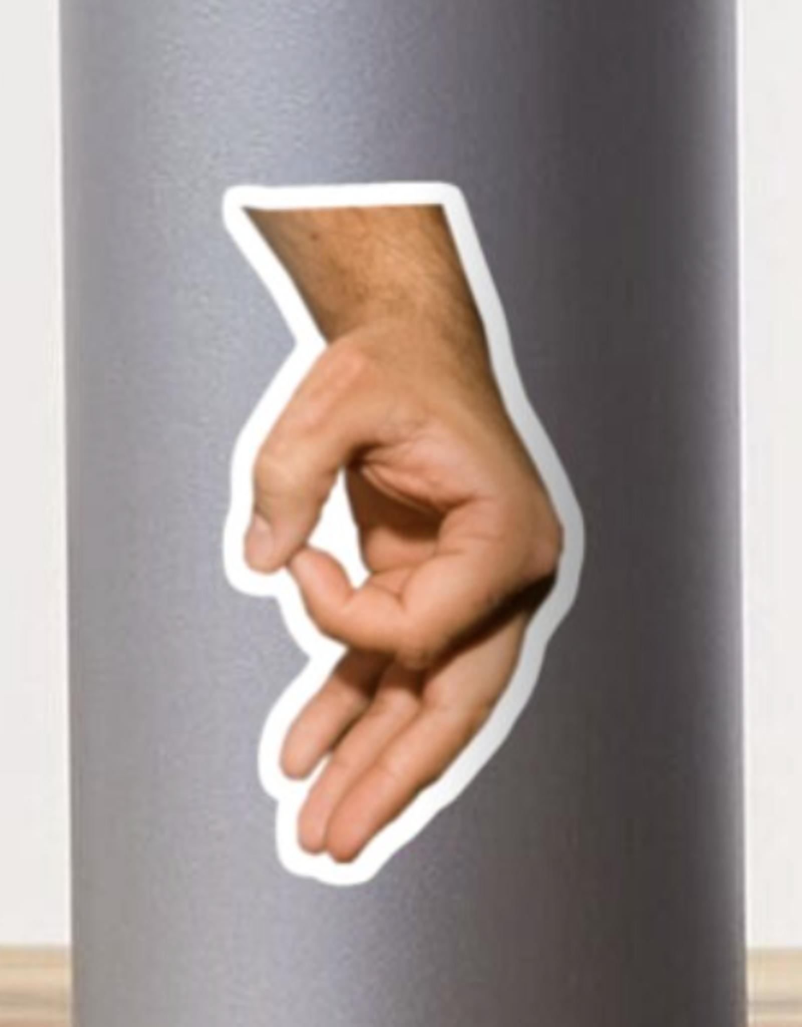Circle Game Sticker