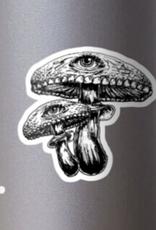 Fungeyes Sticker