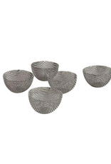 Beamer Pipe Screens - Double Thick Steel Domed - .472/12mm
