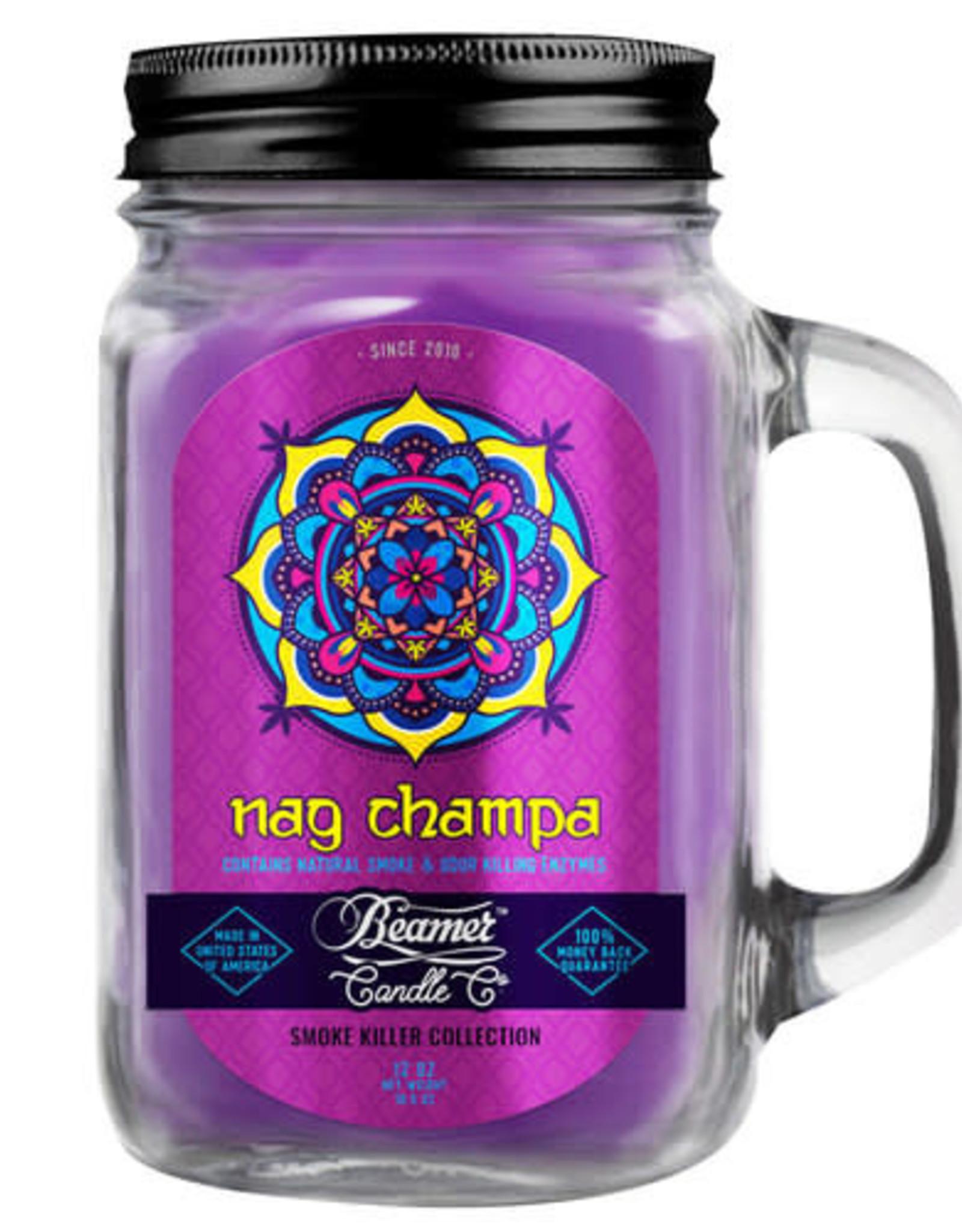 Beamer Candle
