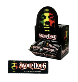 Snoop Dogg Ultra Thin Rolling Papers 1 1/4