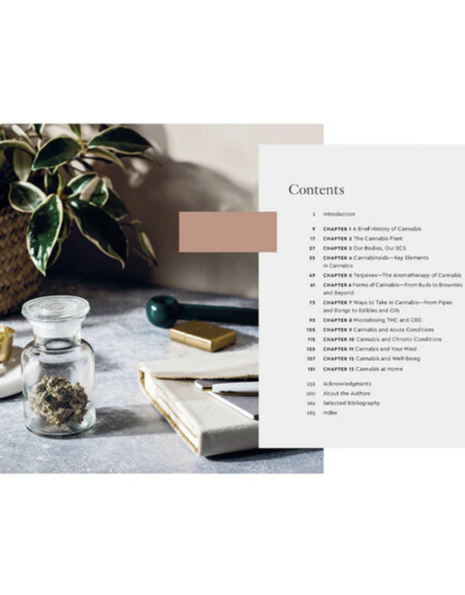 Cannabis & CBD for Health and Wellness: An Essential Guide for Using Nature's Medicine to Relieve Stress, Anxiety, Chronic Pain, Inflammation, and More by Aliza Sherman and Dr. Junella Chin
