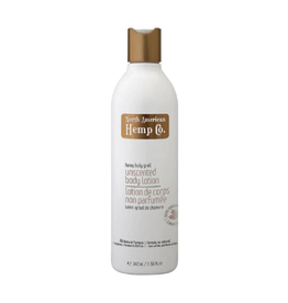 Holy Grail Unscented Body Lotion by North American Hemp Co. 342ml