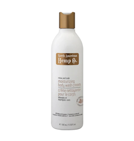 Relax & Soak Moisturizing Body Wash Cream by North American Hemp Co. 342ml