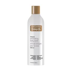 Hemp Husk Exfoliating Body Scrub by North American Hemp Co. 342ml