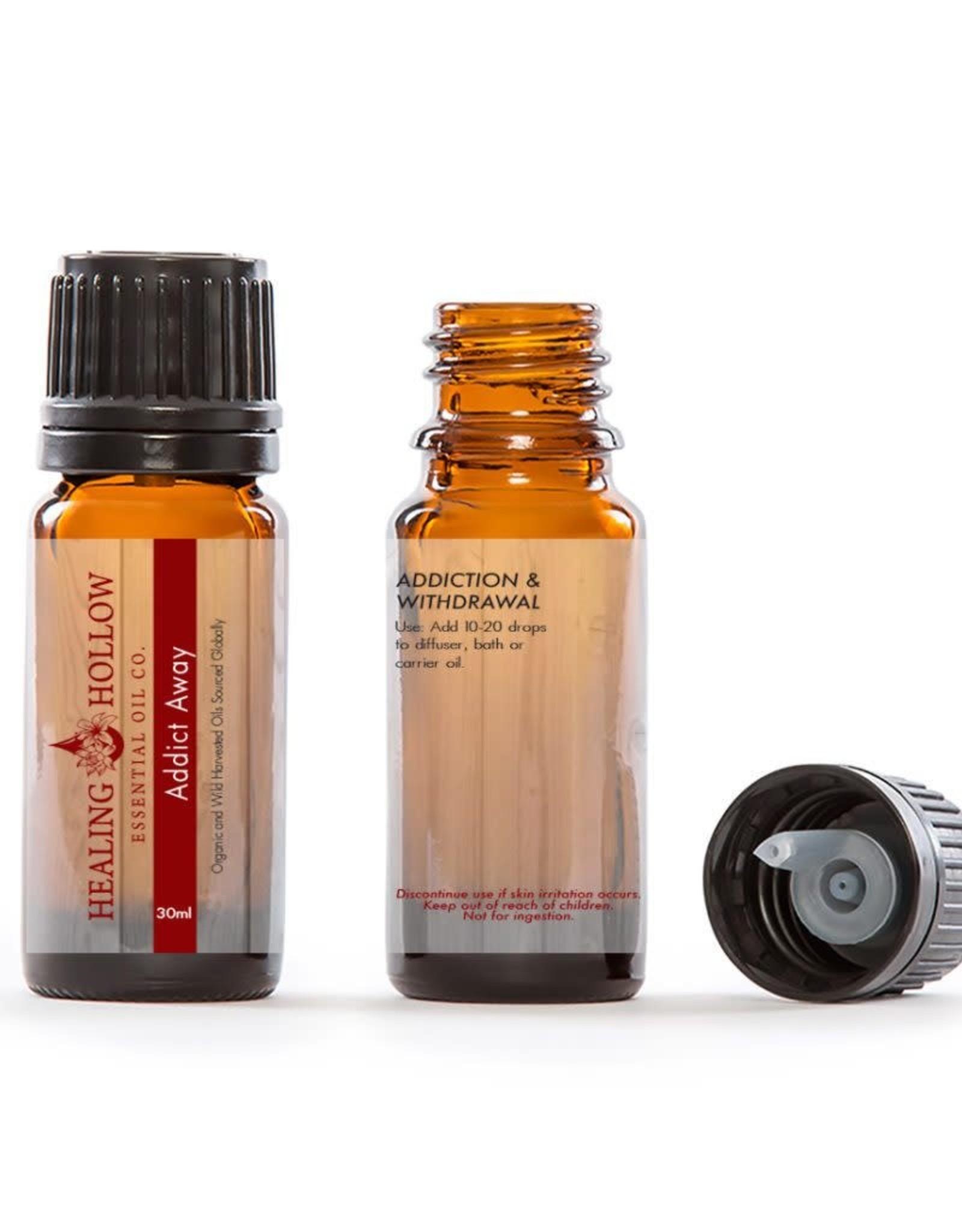 Addict Away Essential Oil Blend