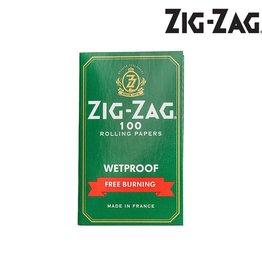 Zig Zag Papers - Green Kutcorners