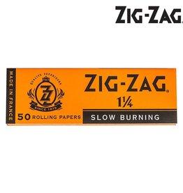 Zig Zag 1.25 - Orange Slow Burning