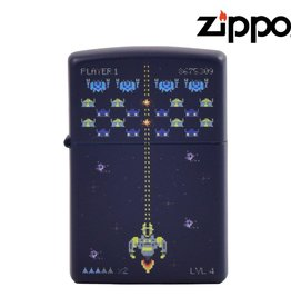 Zippo Pixel Game Design Zippo