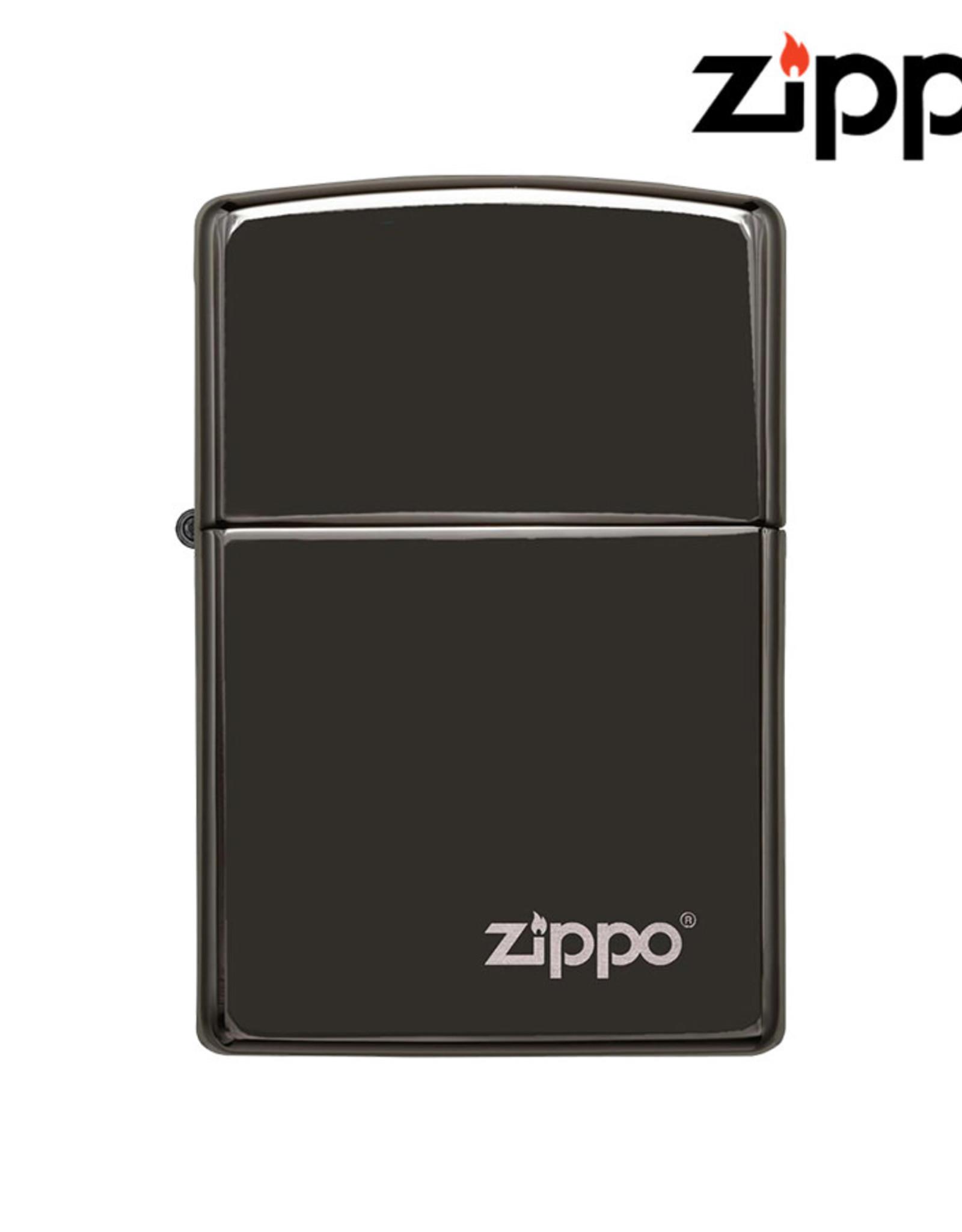 Zippo Ebony Zippo