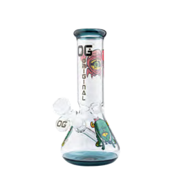 "7"" Cartoon Beaker by OG Original"