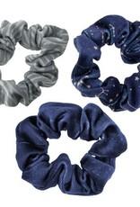 Galaxy Velvet Scrunchie Set