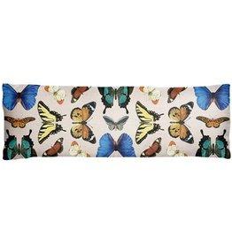 Long Lumbar Pillow - Butterfly