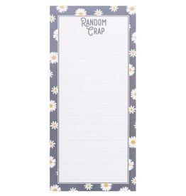 Magnetic Notepad - Random Crap