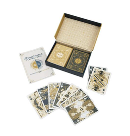 Illuminated Playing Cards: Two Decks for Games & Tarot
