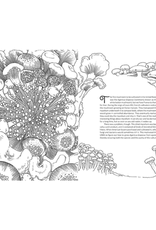 Fantastic Fungi: The Colouring Book with Illustrations by Rohan Daniel Eason