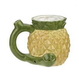 Pineapple Premium Roast & Toast Mug w/ Pipe