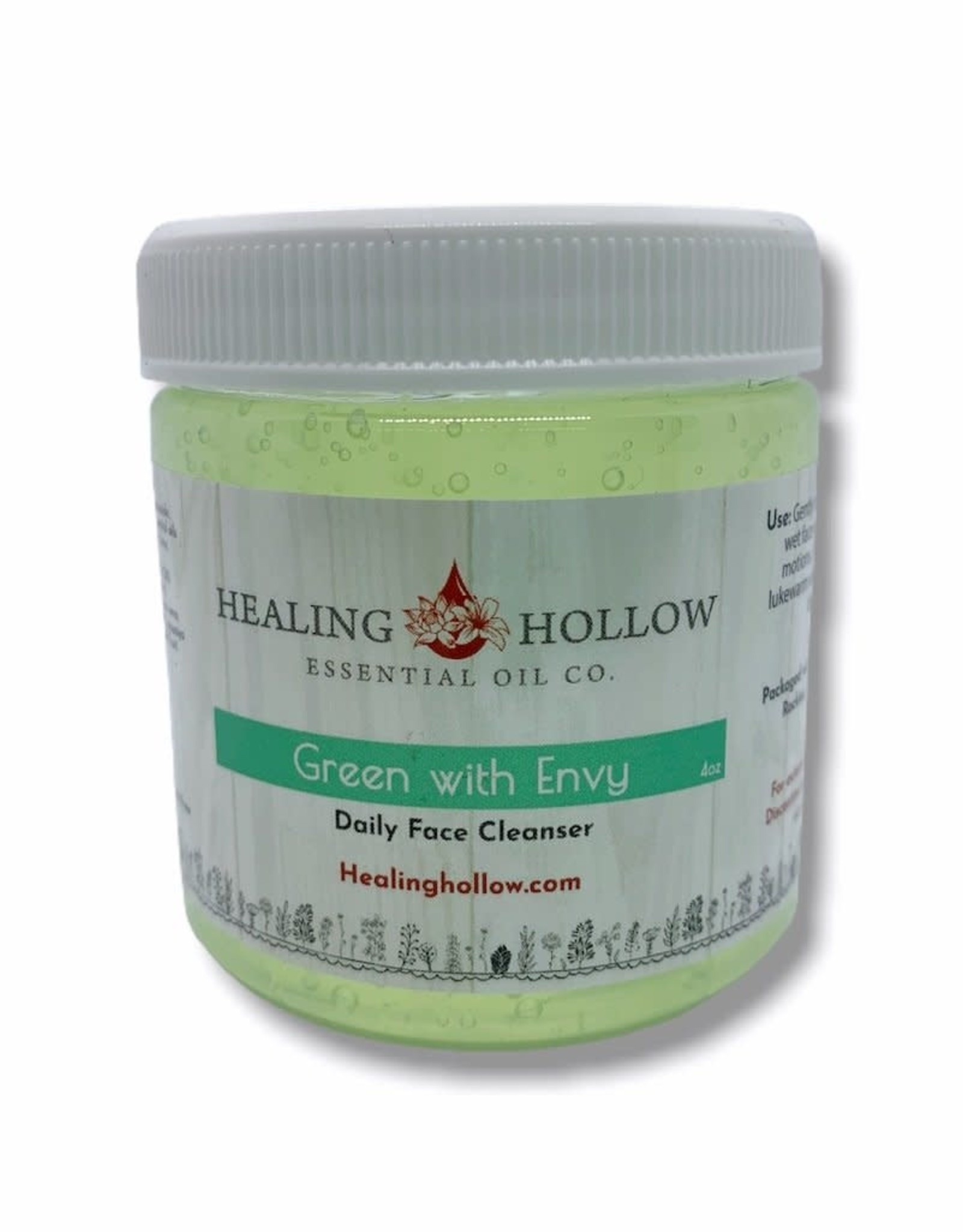 Green with Envy Face Cleanser