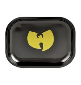 "Wu-Tang Metal Rolling Tray - 5.5"" x 7"""