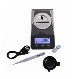 Infyniti Scales Infinite 50g x 0.001g w/ Calibration Weights
