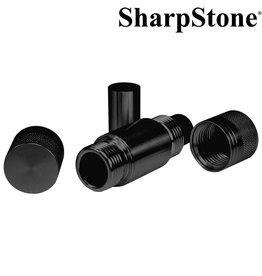 """Sharpstone Black Pollen Press - 3/4"""" Wide"""