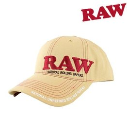 RAW RAW Tan Poker Hat
