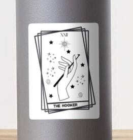 The Hooker Tarot Sticker