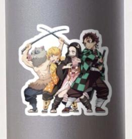 Demon Slayer: Kimetsu No Yaiba Sticker