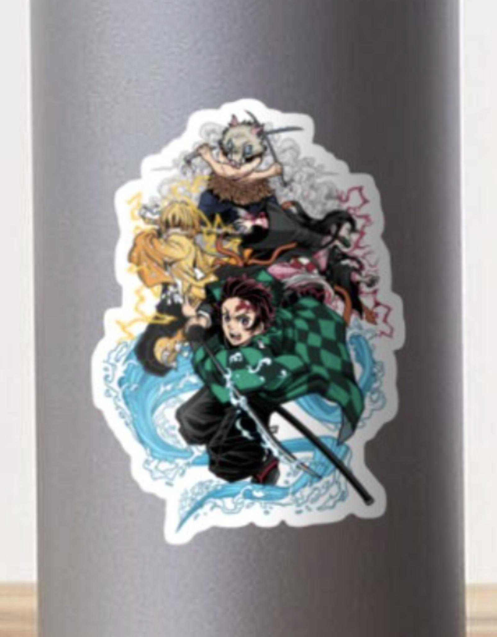 Demon Slayer Sticker