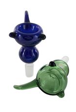 14mm Bubble Bowl w/ Handle