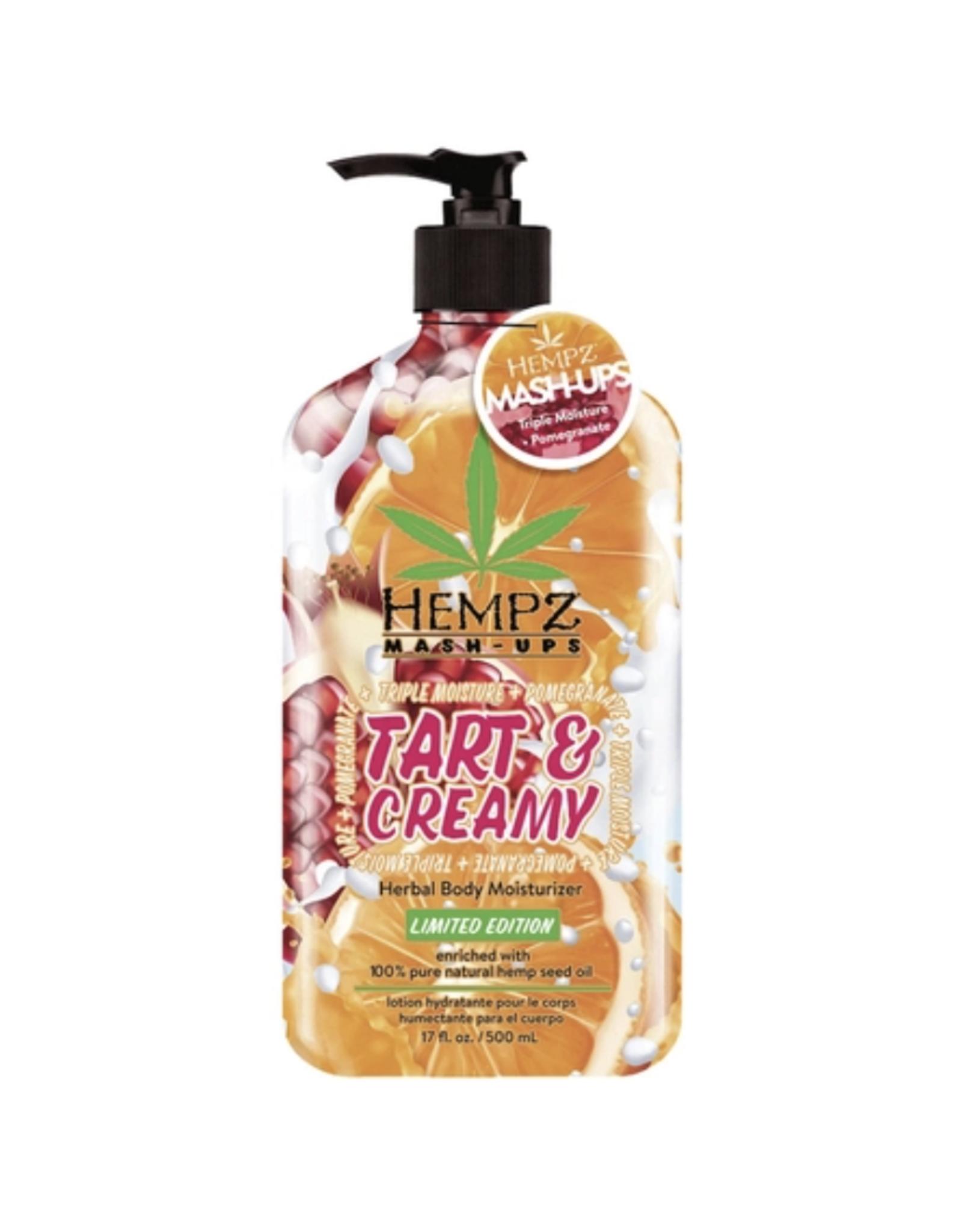 Hempz Hempz Tart & Creamy Moisturizer 17oz