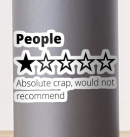 Review of People Sticker