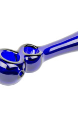 """Red Eye Glass 4.5"""" Twice Baked Hand Pipe by Red Eye Glass"""