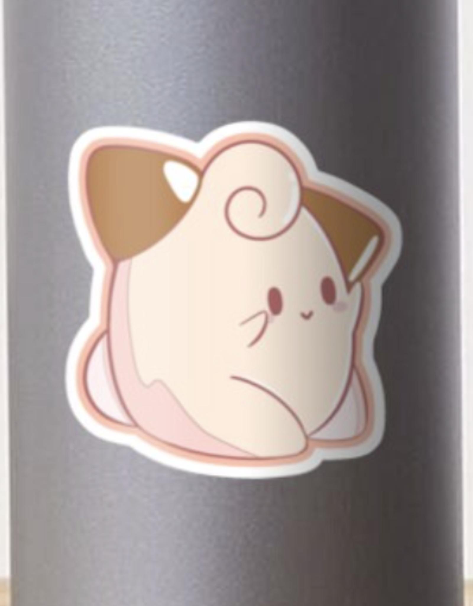 Cleffa Sticker