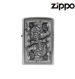 Zippo King Spade Zippo