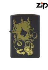 Zippo Gambling Design Zippo